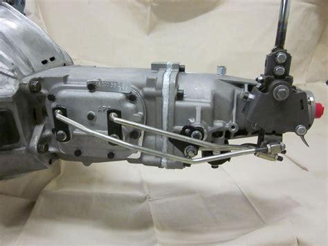 NEW MUNCIE M22 4 SPEED TRANSMISSION | eBay