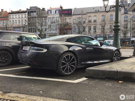 Aston Martin Db9 2017 by Aston Martin Db9 Gt 2016 16 January 2017 Autogespot