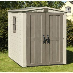 Buy Keter Plastic Apex Shed 6 x 6ft at Argos.co.uk   Your