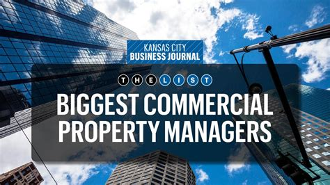 Top commercial property managers in Kansas City Kansas