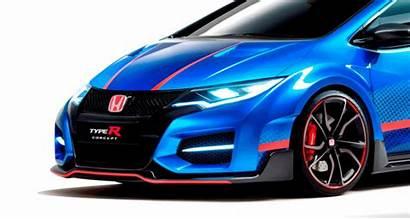 Type Honda Civic Concept Generation 2nd Paris
