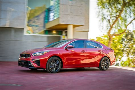2019 Kia Forte Looks Like An Affordable Stinger
