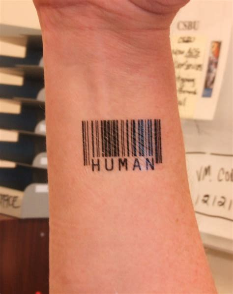 barcode tattoos designs ideas  meaning tattoos