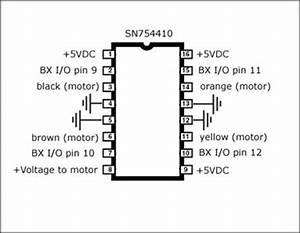 jason babcock bipolar stepper motor With uln2004 datasheet