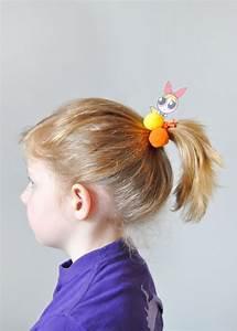 Diy Powerpuff Girls Hair Ties  U22c6 Handmade Charlotte