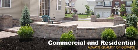 jersey residential lawn landscaping services