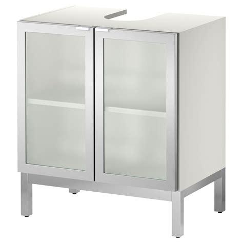 lillangen sink base cabinet   door aluminum ikea