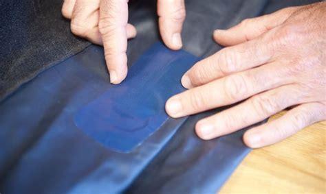 reparar  colchon de plastico bricomania