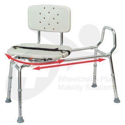 sliding shower chairs for elderly pin by diane stapleton on fitness transfer bench bath