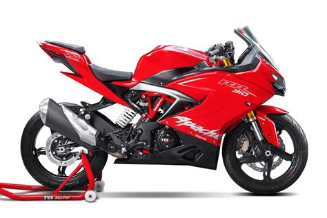 Chemonk Modified Rr by Check Out The 2018 Tvs Apache Rr 310 From India Rm19 975
