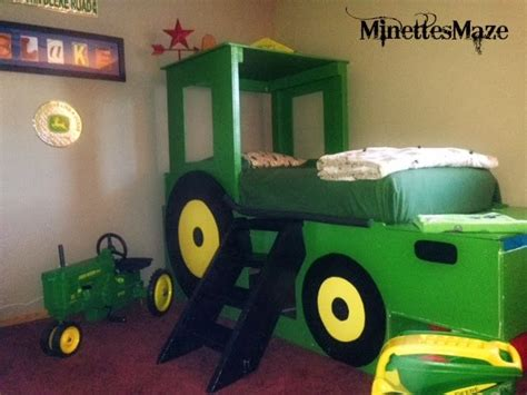 Deere Tractor Bedroom Decor by From To Reality 101 Add Your Projects