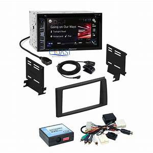 Pioneer 2016 Radio Stereo Dash Kit Jbl Wire Interface For