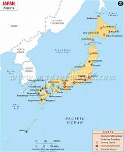 Airports, In, Japan