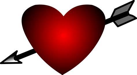 Heart Arrow Tattoo · Free Vector Graphic On Pixabay