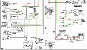 I Need The Wiring Diagram For The Instrument Panel On A 1994 Dodge Dakota  Also  The Wiring