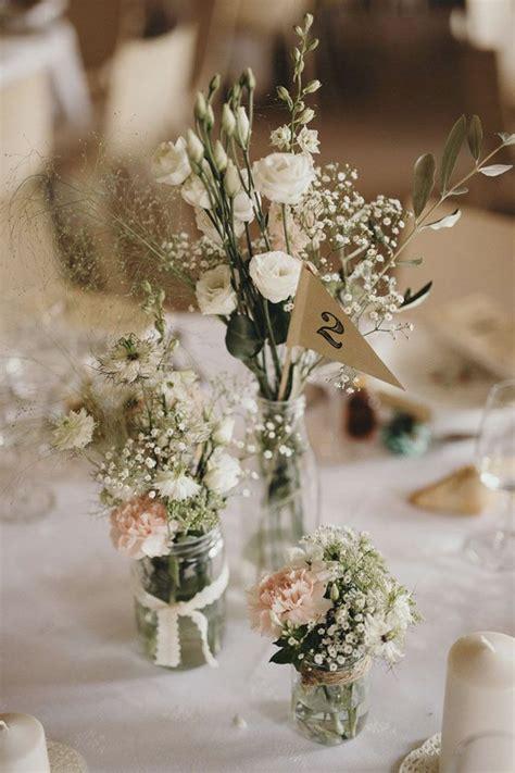 mariage champetre decoration florale mariage