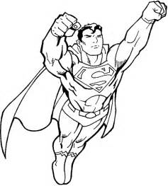Superman Cool Coloring Pages Superman Coloring Pinterest 3301701