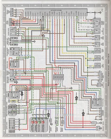 tailight schematic for 1996 r1100r bmw r1200r r1150r t f800 k1200r r1100r t r1250r rninet