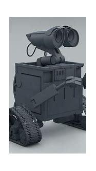 Wall-E mechanic 3D | CGTrader