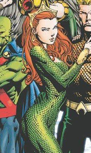 Queen Mera DC Comics Aquaman