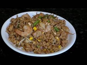 "Chinese Fried Rice Combination Style ""K Ray's Way"