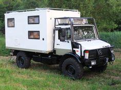 beste afbeeldingen van unimog campers   camper