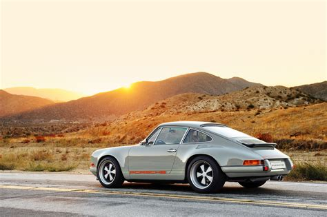 Porche Singer by Porsche 911 X Singer Vehicle Design