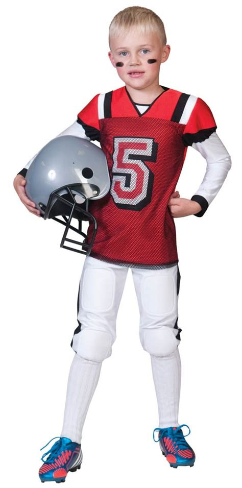 Football Player Costumes (for Men Women Kids) | Parties Costume