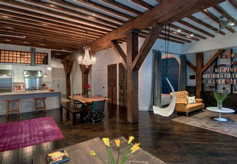 Cool Inviting New York City Loft by 10 Cool New York City Lofts