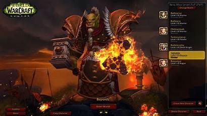 Shaman Wow Warcraft Wallpapers Horde Legion Totem