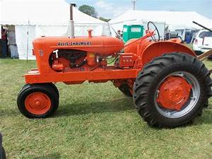Allis Chalmers Ca Tractor Images