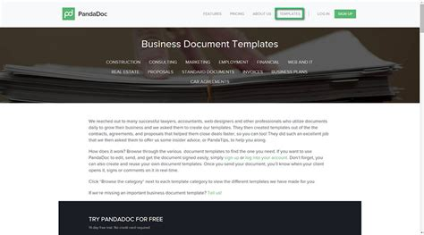 website redesign proposal template   sample