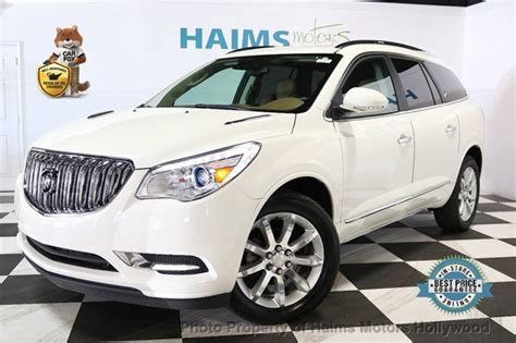 Buick Enclave 2014 Used by 2014 Used Buick Enclave Fwd 4dr Premium At Haims Motors