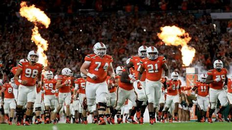 Hurricanes drop out of top 4 in College Football Playoff poll