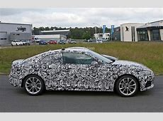 First Spy Photos of 2017 Audi A5 Coupe Show Wider, Sexier