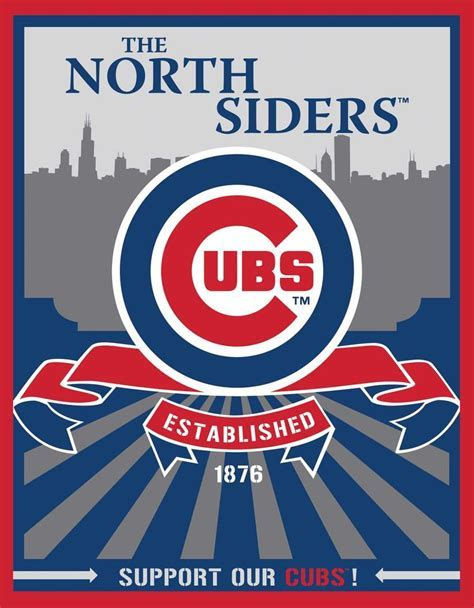 Chicago Cubs Speakman art (Target)   MLB   Pinterest   Fan