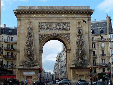 les portes royales de louis xiv la porte denis 224 noblesse royaut 233 s