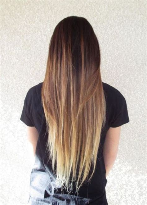 Hairstyles for straight hair pinterest