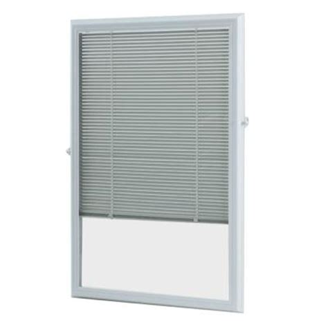 Odl 22 In X 36 In Addon Enclosed Aluminum Blinds In