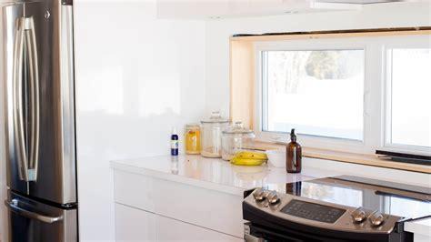 comment cr馥r sa cuisine comment garder sa cuisine propre et minimaliste