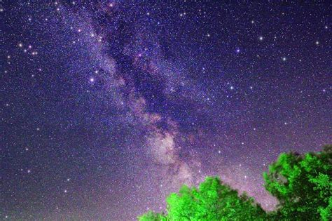 Astrophotography Blog Milky Way Over Lake Star Reflection