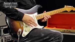 Fender Custom Shop 1955 Stratocaster Relic Ash Electric