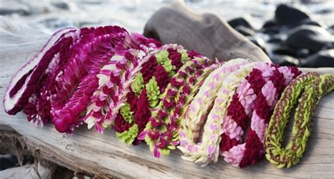 120 Best Images About Hawaiian Lei's And Flowers On
