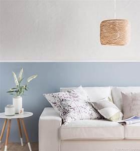 deco maison papier peint un papier peint esprit botanique With couleur papier peint tendance 19 les stickers miroir une idee creative pour la decoration
