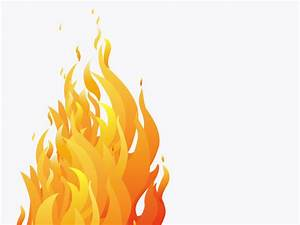 Realistic Fire Flames Clipart - Cliparts.co