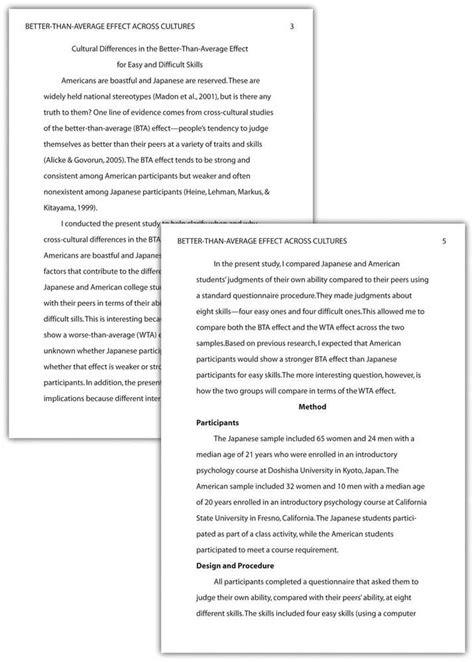 apa research paper template apa paper format pasadena city college