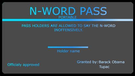 "Alternativ könne man den ort ja ""näherbötel. N-Word Pass PORTABLE for Android - APK Download"
