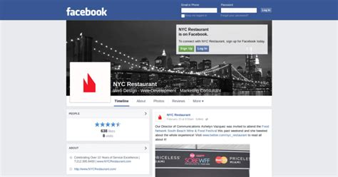 web design nyc nyc restaurant best restaurant web design firms