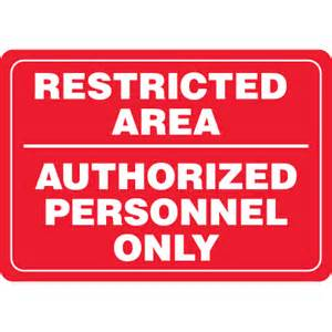 home interior decor catalog restricted area authorized personnel only interior decor
