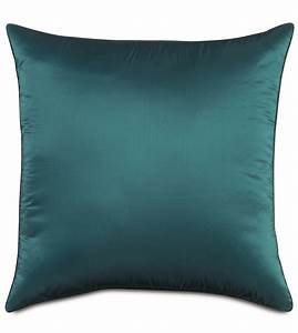 luxury bedding by eastern accents freda teal euro sham With euro sham dimensions